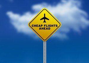 Cheap Flights Ahead
