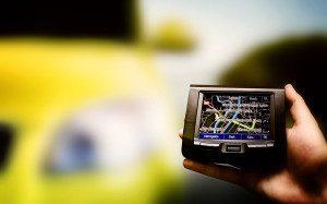 GPS with Vehicle