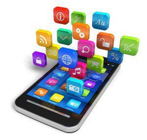 Smartphone with Applications