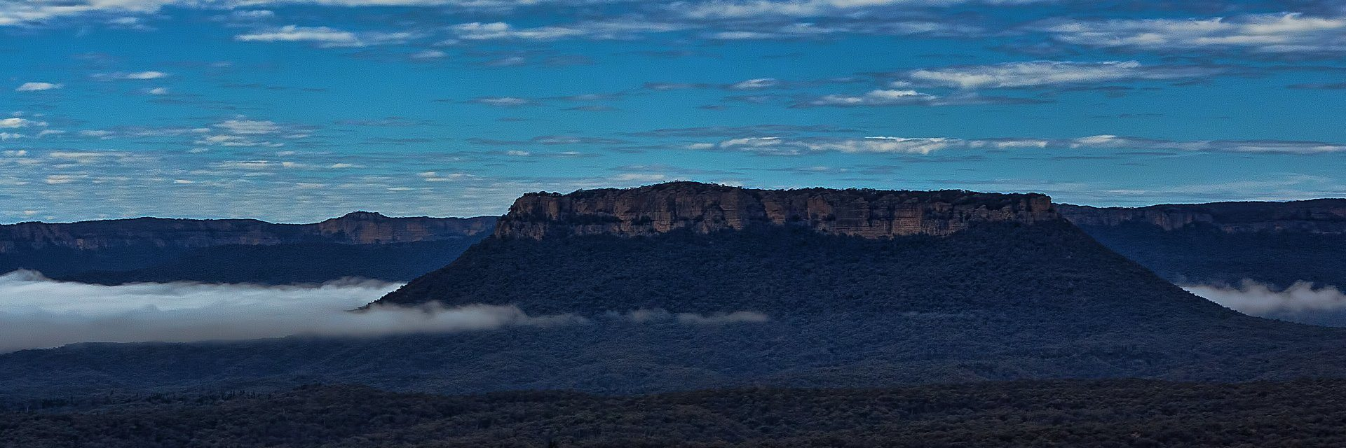 Capartee Valley, Blue Mountains, New South Wales, Outback Australia Road Trip