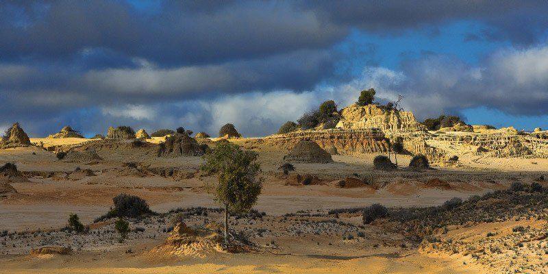 Mungo National Park, Walls of China, Outback Australia