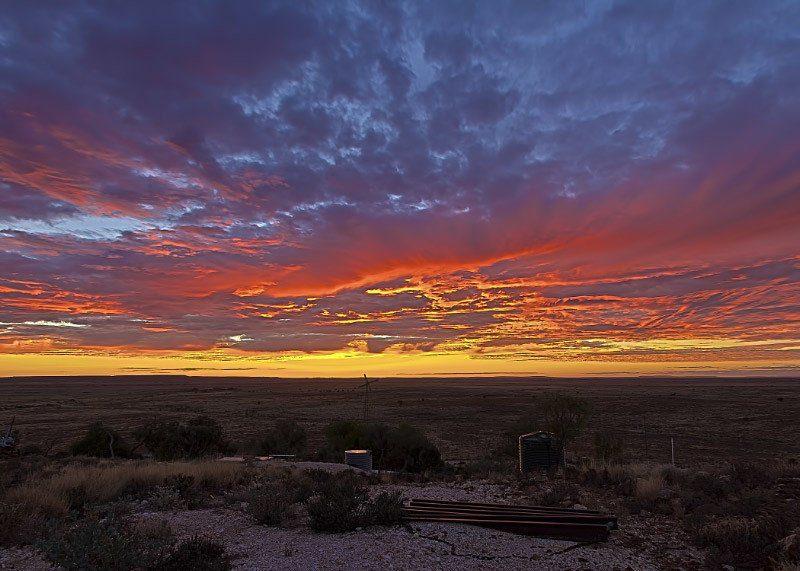 White Cliffs, Outback Australia