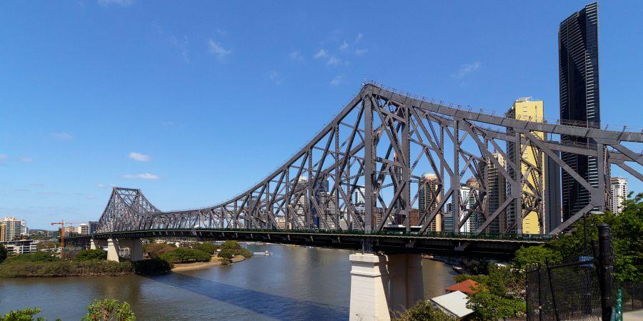 Story Bridge Climb in Brisbane Australia