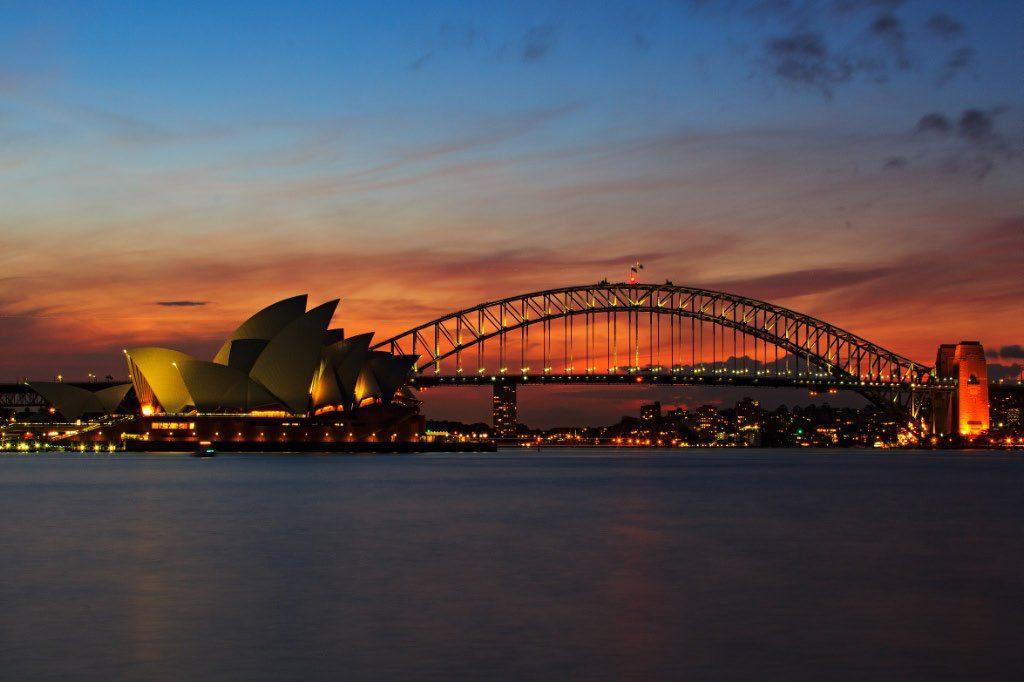 Sydney Harbour Bridge Climb, Australia