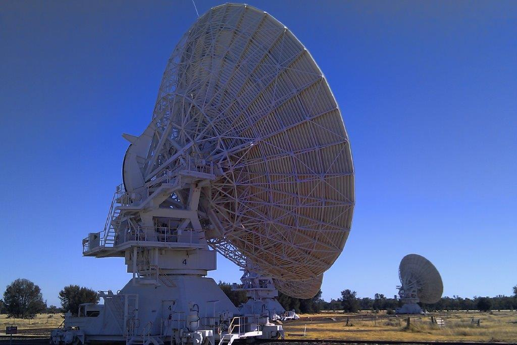 Narrabri Australia  city images : CSIRO Radio Telescopes near Narrabri, NSW Australia