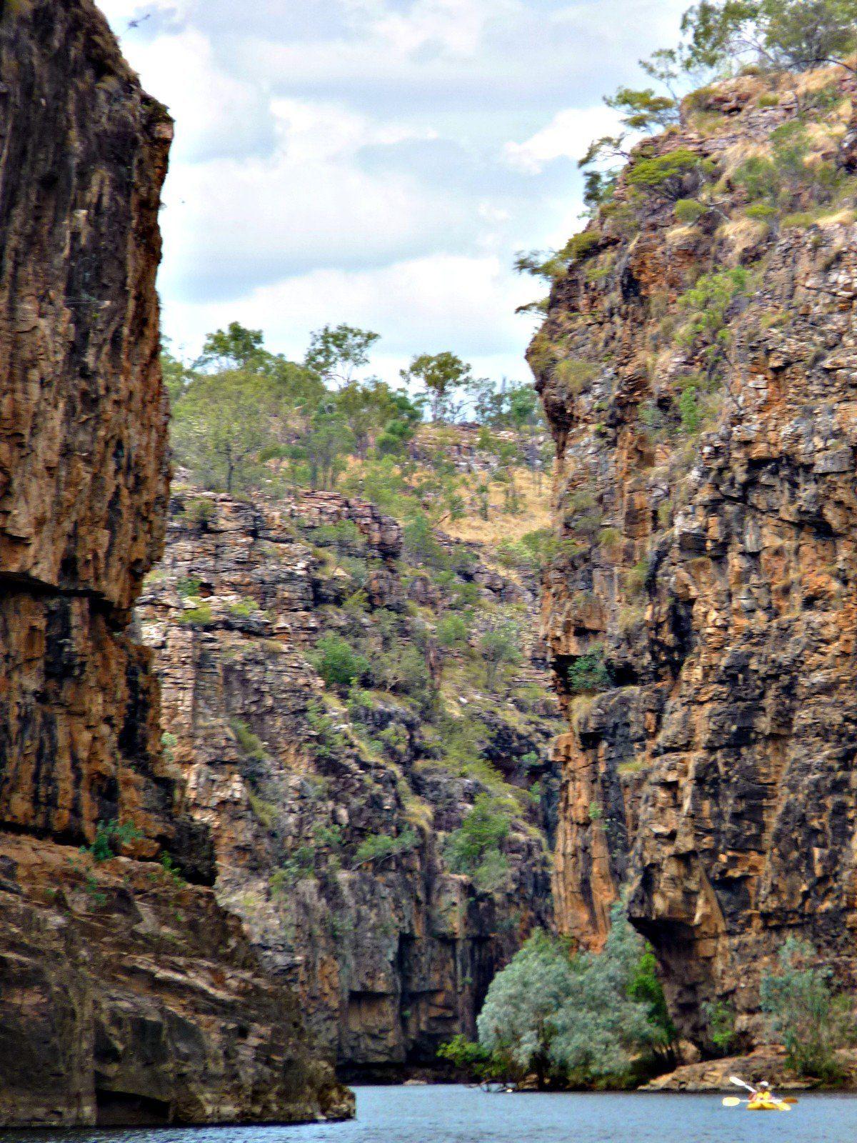 Nitmiluk (Katherine Gorge) National Park, Northern Territory Australia