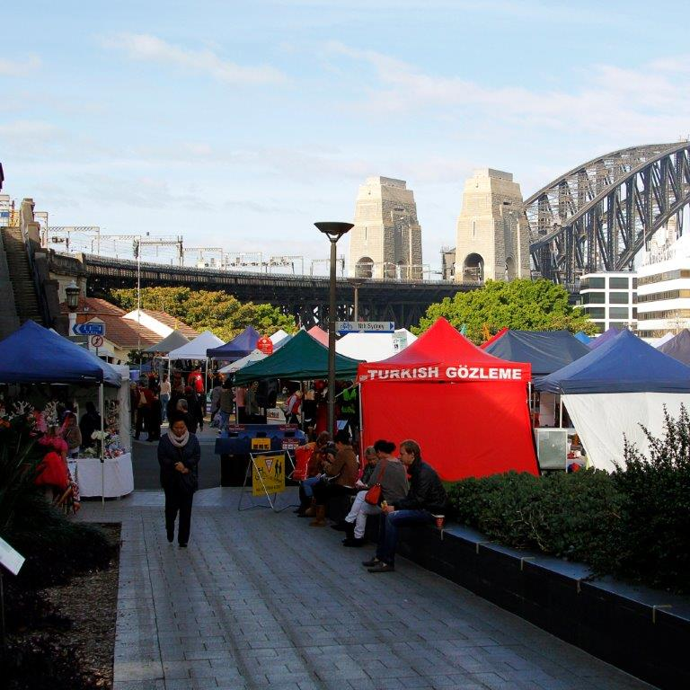 kirribilli sydney markets guide - photo#34