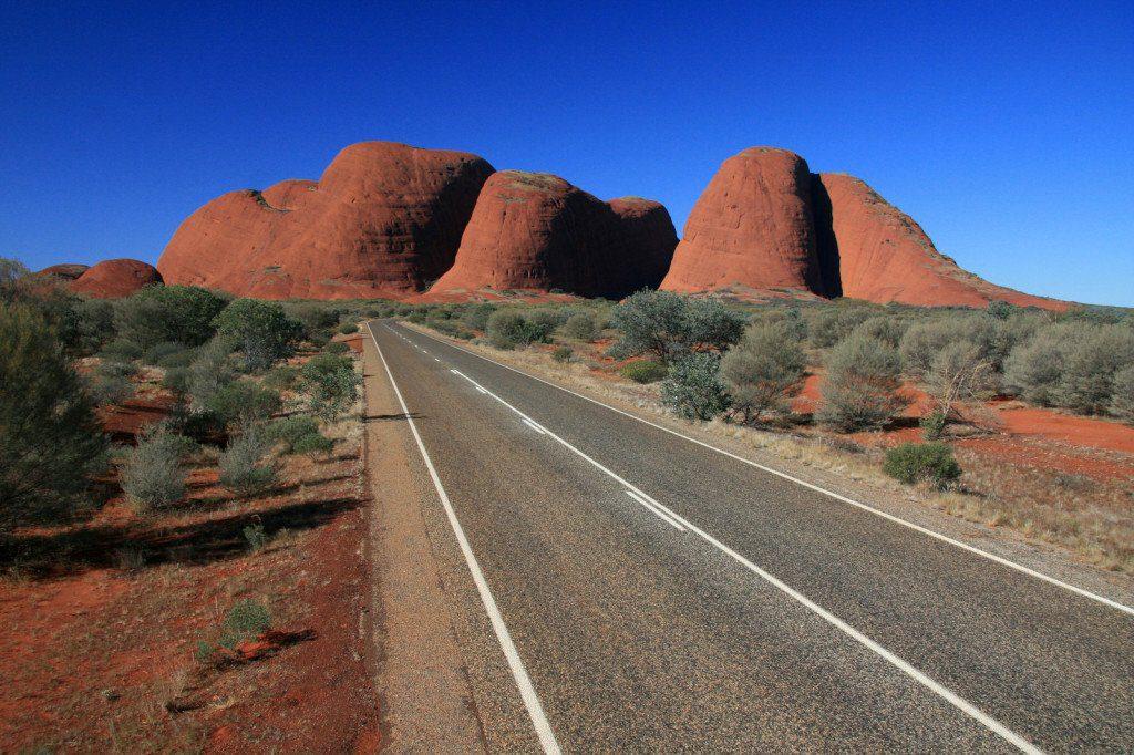 Kata Tjuta (The Olgas), Northern Territory Australia