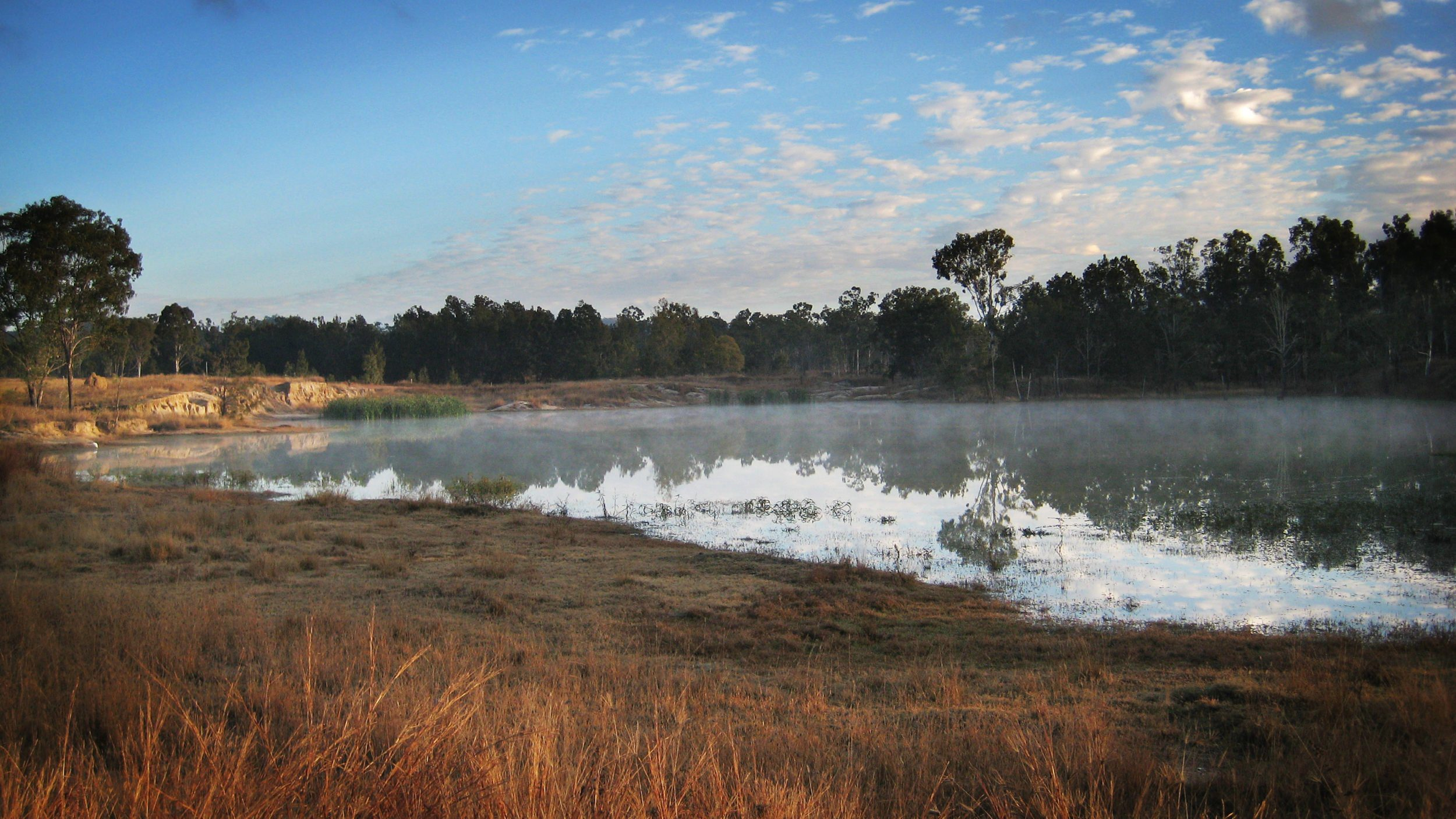 Innot Hot Springs along Nettle Creek, Queensland Australia