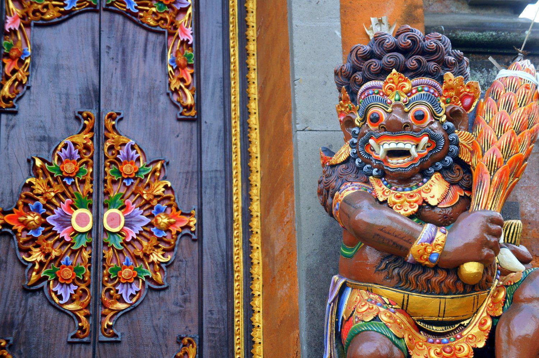 Local Temple in Bali