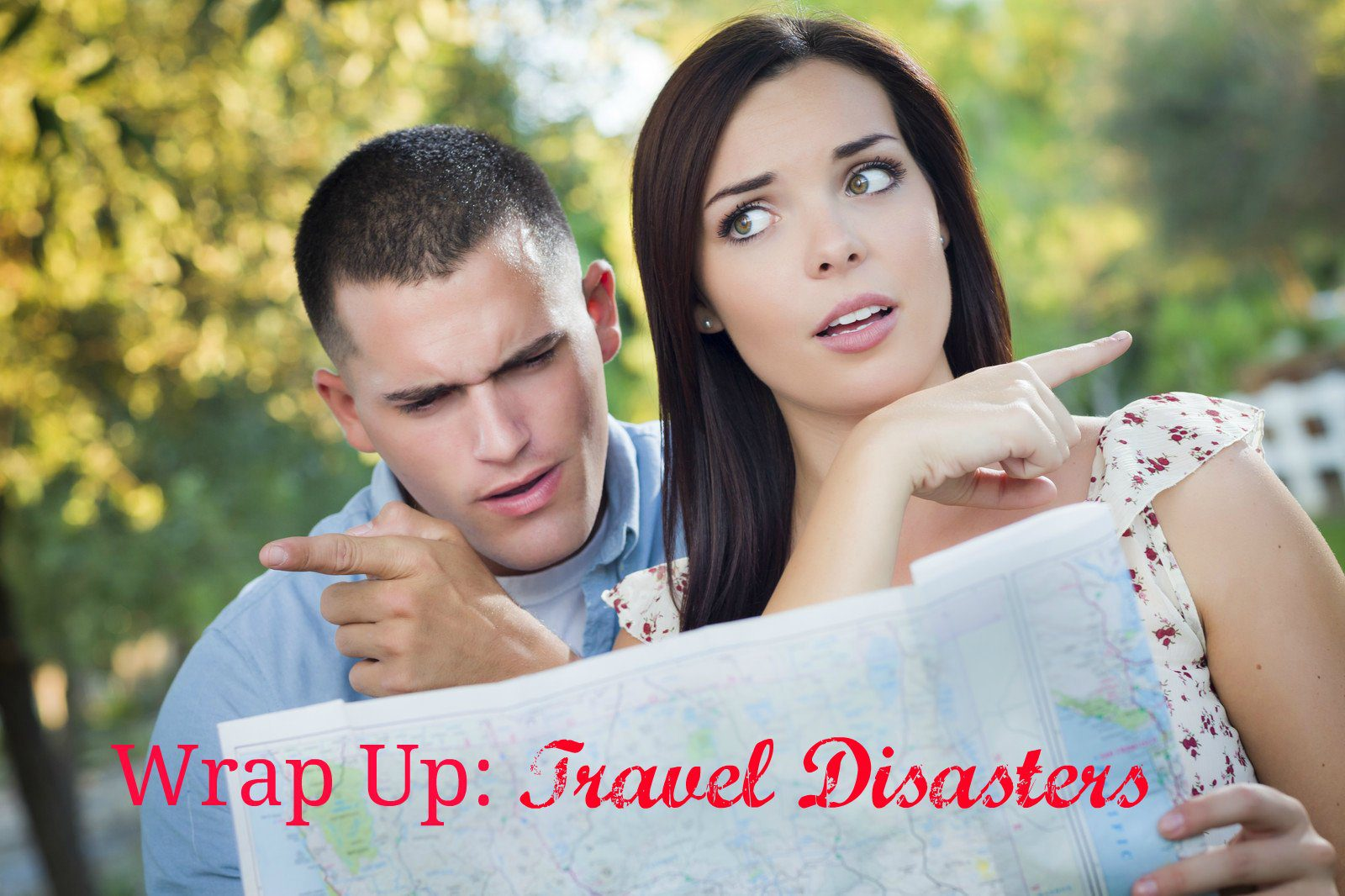 Wrap up - Travel Disasters