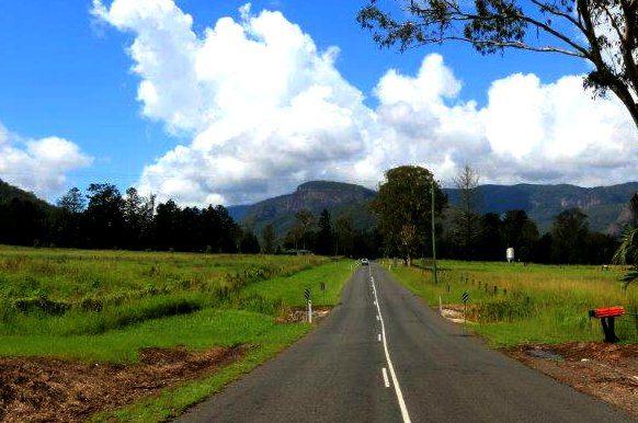 Road Trip from Nerang to Natural Bridge, Springbrook National Park, Queensland