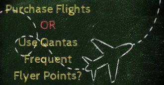 Purchase Flights or Qantas FF