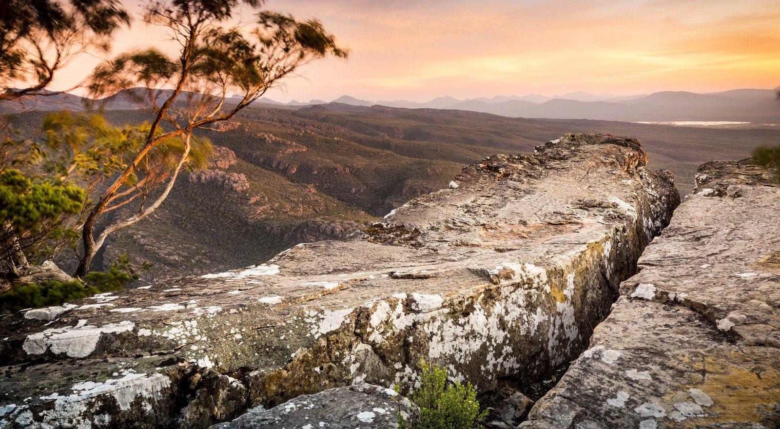 Grampians National Park in Australia