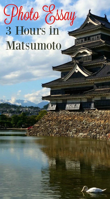 Matsumoto Castle - Pinterest