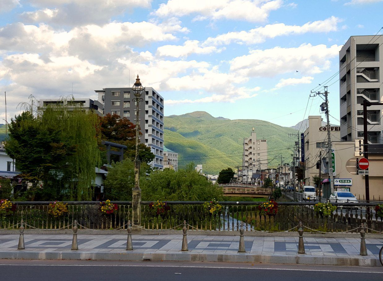 Views of Matsumoto, Japan