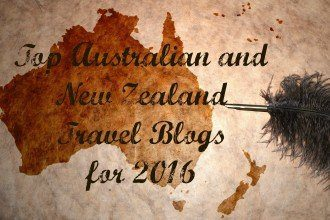 Top Australian and New Zealand Travel Blogs for 2016