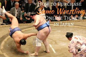 How to Purchase Sumo Wrestling Tickets - Featured Image