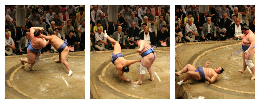 Sumo Second Throwdown!