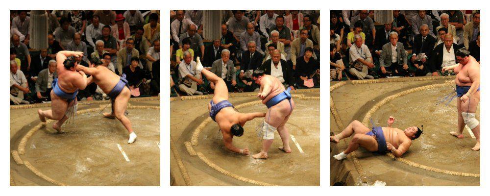 Sumo Second Throwdown!