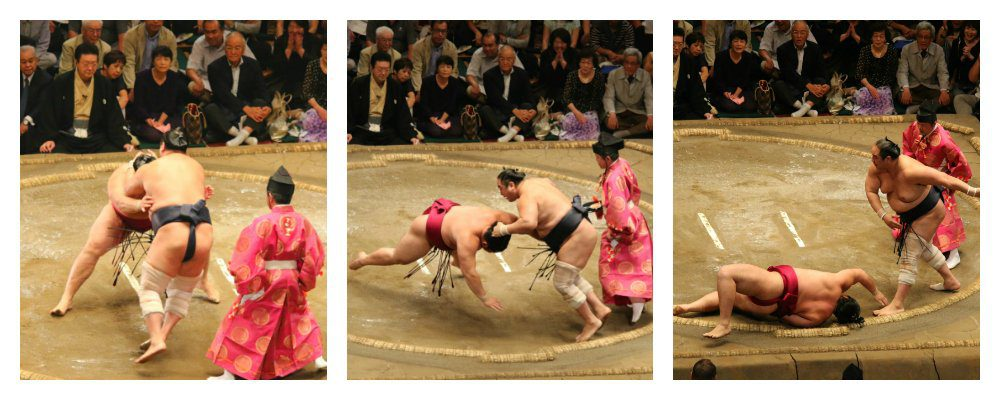 Sumo Throwdown!