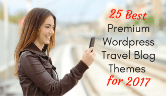 25 Best Premium Wordpress Travel Blog Themes for 2017