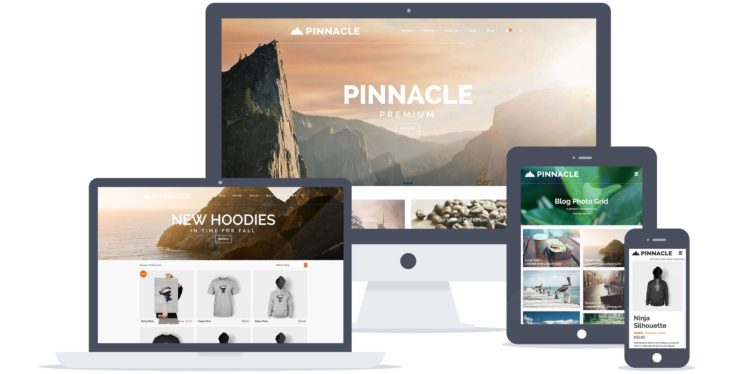 Pinnacle WordPress Theme