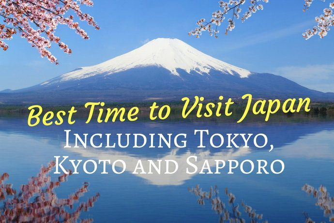 Best Time To Visit An Including Tokyo Kyoto And Soro
