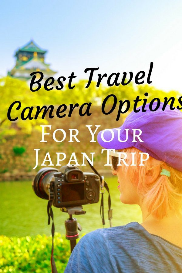 Best Travel Camera Options for Your Japan Trip