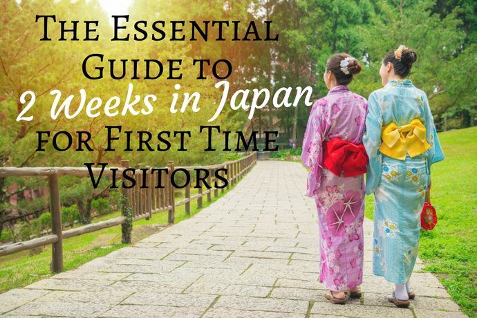 The Essential Guide to 2 Weeks in Japan for First Time visitors - featured image