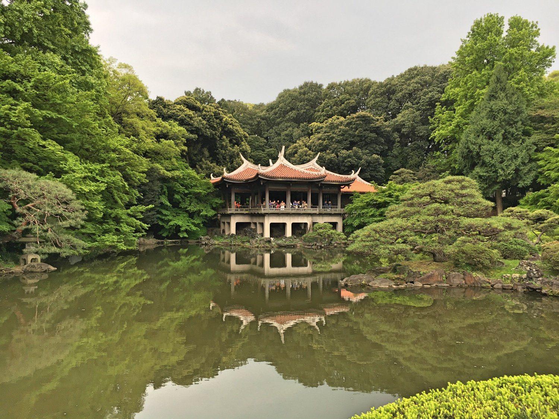 Pavilion Shinjuku Gyoen Garden- Our Overseas Adventures