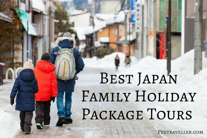 Best Japan Family Holiday Package Tours