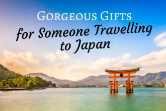 Gifts for Someone Travelling to Japan