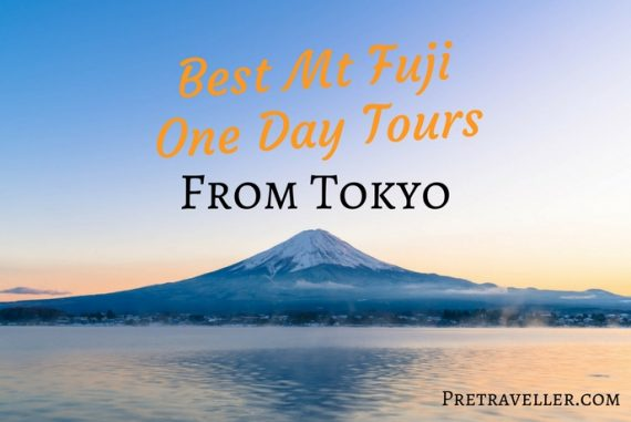 Best Mt Fuji One Day Tour from Tokyo