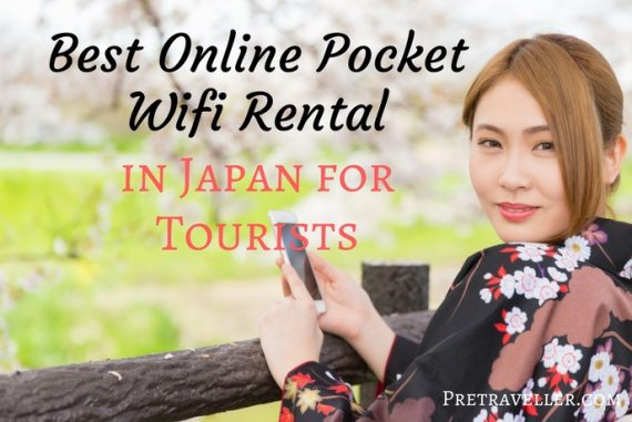 Best Online Pocket Wifi Rental in Japan for Tourists