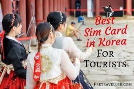 Best Sim Card in Korea