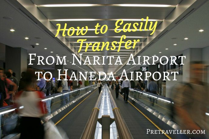 How to Easily Transfer from Narita Airport to Haneda Airport