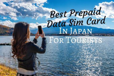 Best Prepaid Data Sim Card in Japan for Tourists