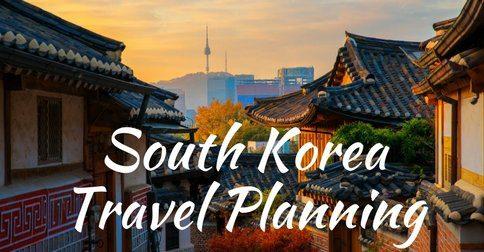 South Korea Travel Planning Facebook Group