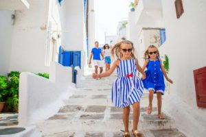 Travelling with Kids Benefits of Travelling