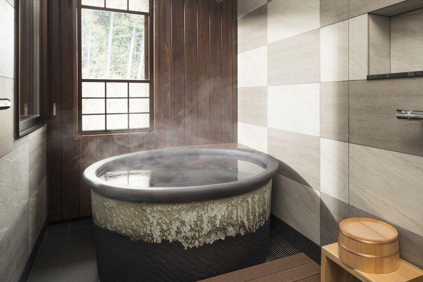 Private Bath at Kai Alps