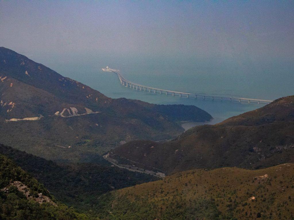 Ngong Ping 360 - Hong Kong Macau Bridge