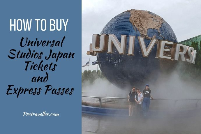How to Buy Universal Studios Japan Tickets and Express Passes