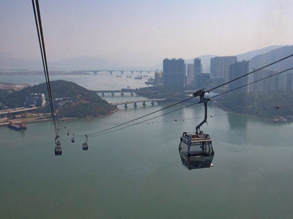 Ngong Ping 360 - Tung Chung and Cable Car