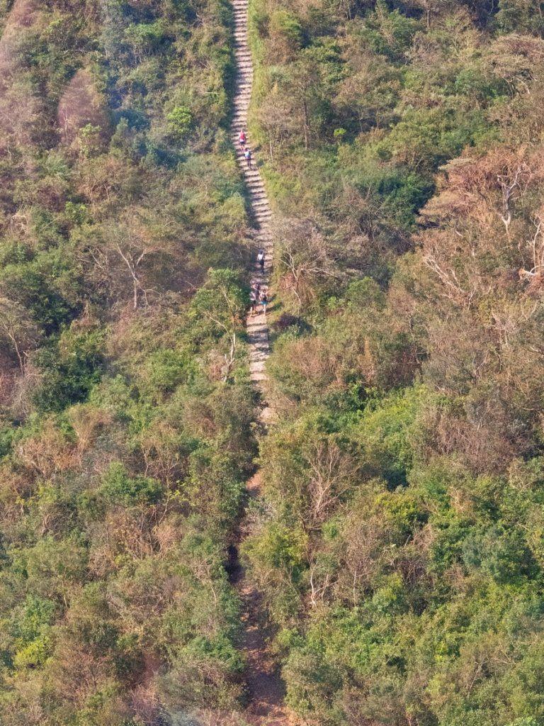 Ngong Ping 360 Hikers