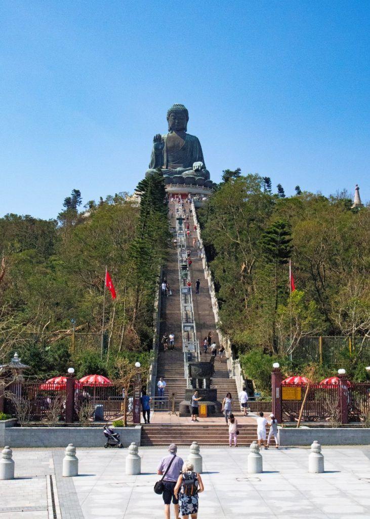 Ngong Ping 360 - Big Buddha