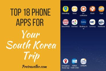 Phone Apps for South Korea Trip