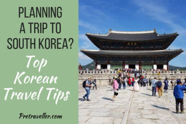 Top Korean Travel Tips