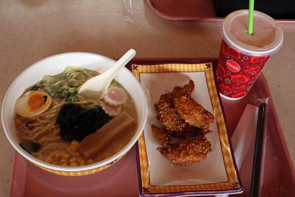 Hong Kong Disneyland Food Royal Banquet Hall