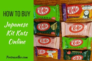 How to Buy Japanese Kit Kat Online